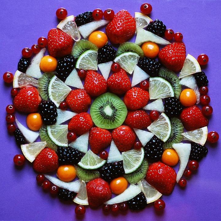 Früchte, Obst, Frucht, Apfel, Zitrusfrüchte, Vitamine